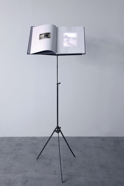 , 'Repetition-Book POSTDAMER PLATZ,' 2014, Aki Gallery