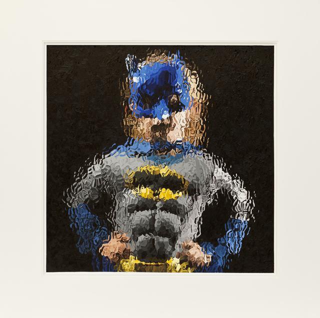 , 'Batman,' 2012, Alex Daniels - Reflex Amsterdam