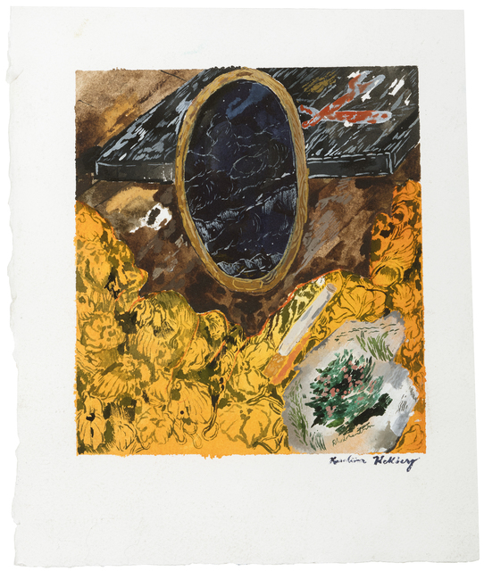 , 'Bedside Table,' 2018, Galerie Anhava