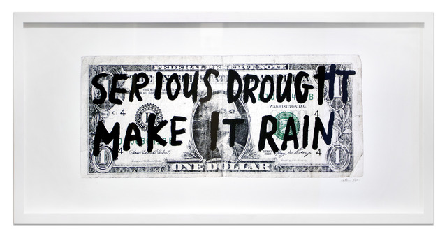, 'Make It Rain,' 2017, Subliminal Projects
