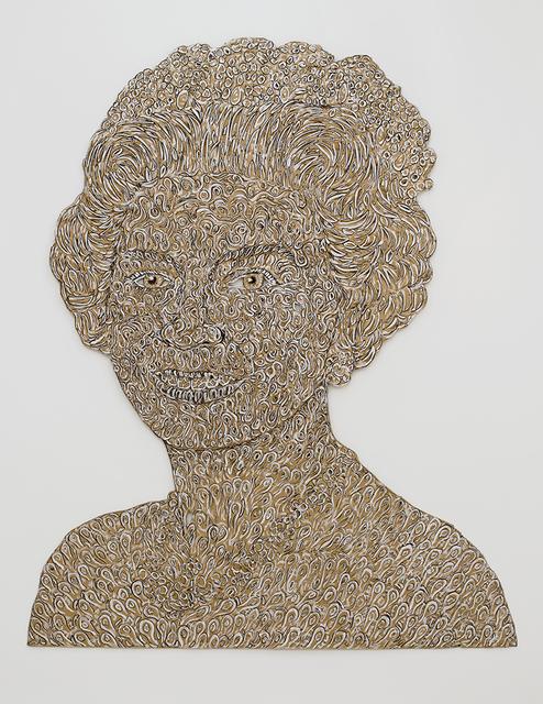 , 'Happy Queen,' , Hales Gallery