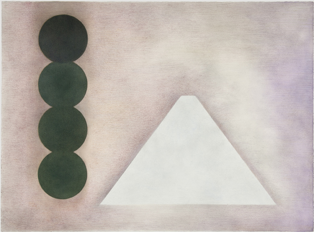 , 'Green Reflection,' 2015, Häusler Contemporary