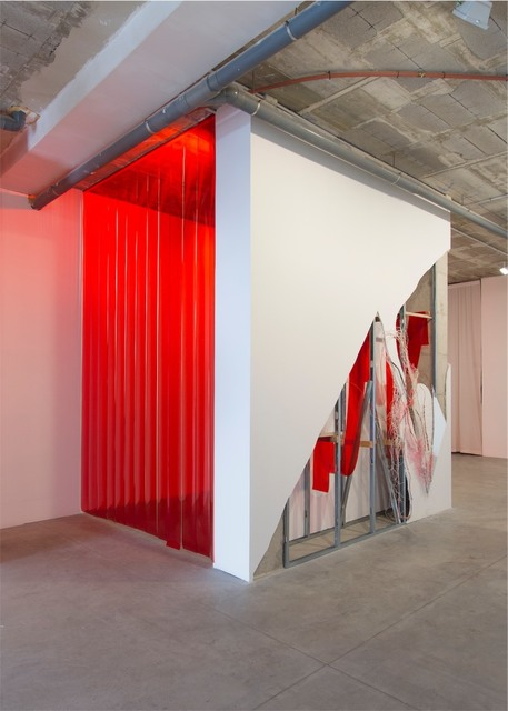 , 'Thérèse in Red,' 2016, LUNDGREN GALLERY