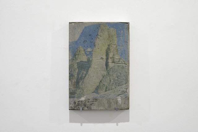 , 'Dolomiti 3 (Epoca n.731),' 2015, MATÈRIA