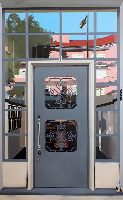 , 'Main Exit (virtual space) 8,' 2017, Acervo – Contemporary Art