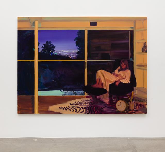 , 'Tinseltown,' 2017, Anat Ebgi