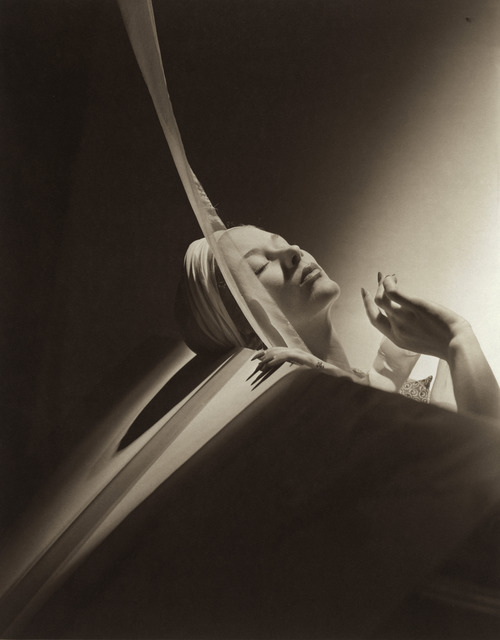 Horst P. Horst, 'Lisa with Turban', 1940, Vogue Archives