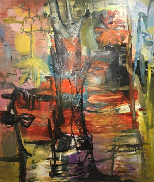 , 'Jardin,' 2017, La Forest Divonne