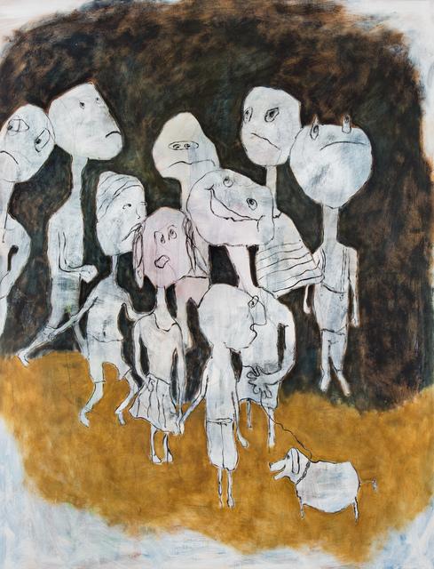 , 'Universal Responsibility ,' 2016, Denise Bibro Fine Art