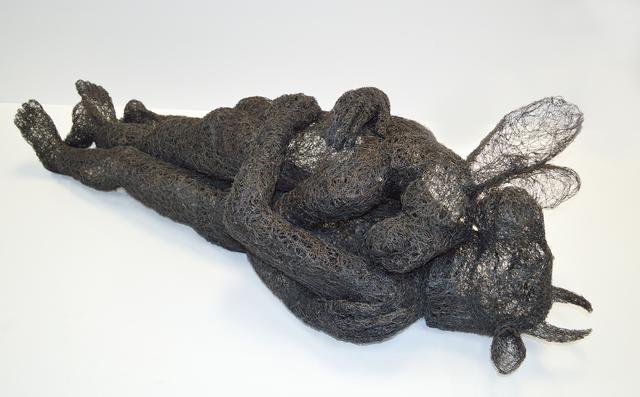, 'Hugging Horizontal,' 2011, Waterhouse & Dodd