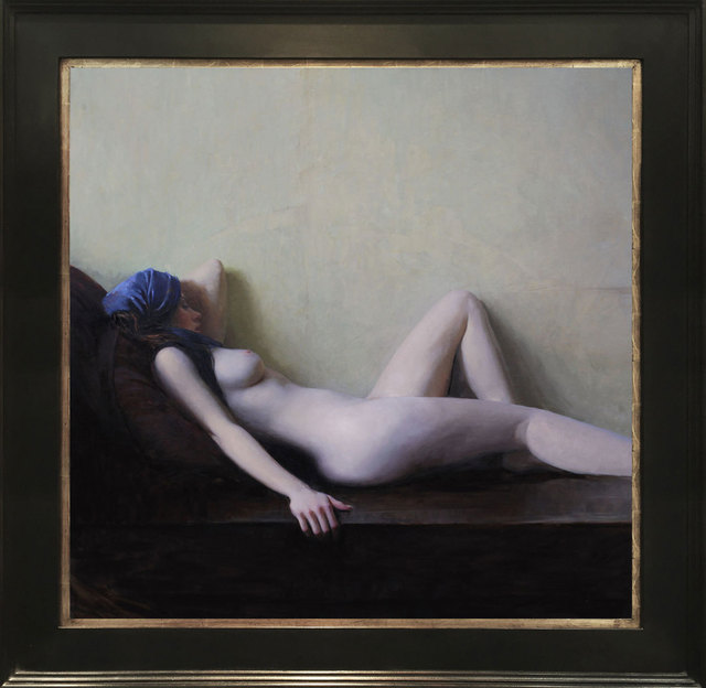 , 'Reclining Nude,' 2017, ARCADIA CONTEMPORARY