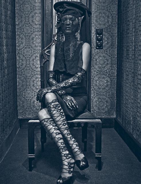 , 'Kate Moss,' 2011, CAMERA WORK