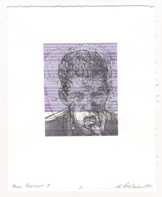 , 'Meal Portrait I,' 2011, SHIM Art Network