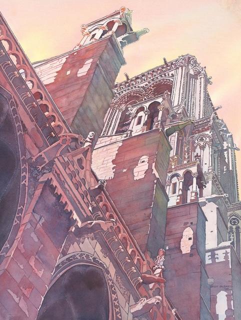 , 'Notre Dame,' , Sparrow Gallery