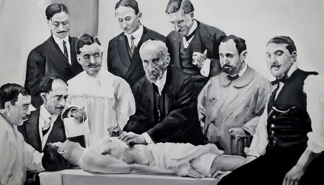 , 'Autopsia Ramón y Cajal,' 2014, LA NEW GALLERY