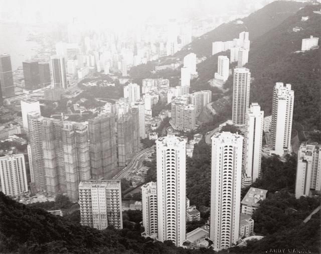 Andy Warhol, 'Hong Kong', 1982, Photography, Gelatin silver print, Phillips