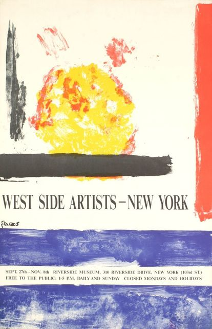, 'West Side Artists-New York,' , ArtWise