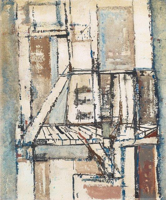 , 'Le Piano,' 1950, Omer Tiroche Gallery