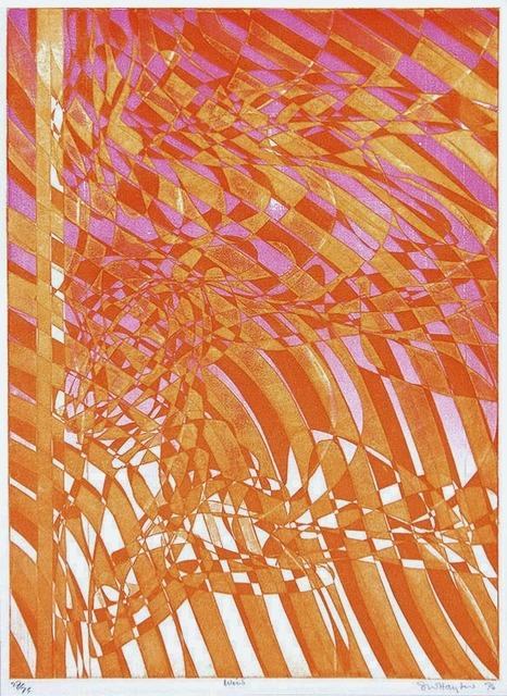 Stanley William Hayter, 'Wind', 1974, Kunzt Gallery