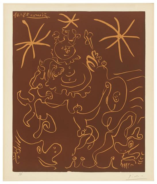 Pablo Picasso, 'Carnaval 1967', 1967, Christie's