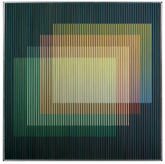, 'Physichromie 1454,' 2006, Galería Cayón