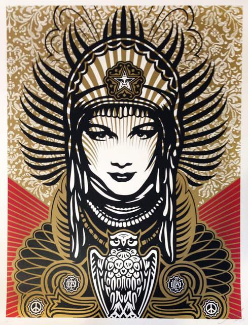 Shepard Fairey, 'Peace Goddess ', 2008, Art276