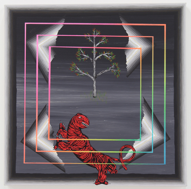 , 'Beast and Tree,' 2014, Hosfelt Gallery