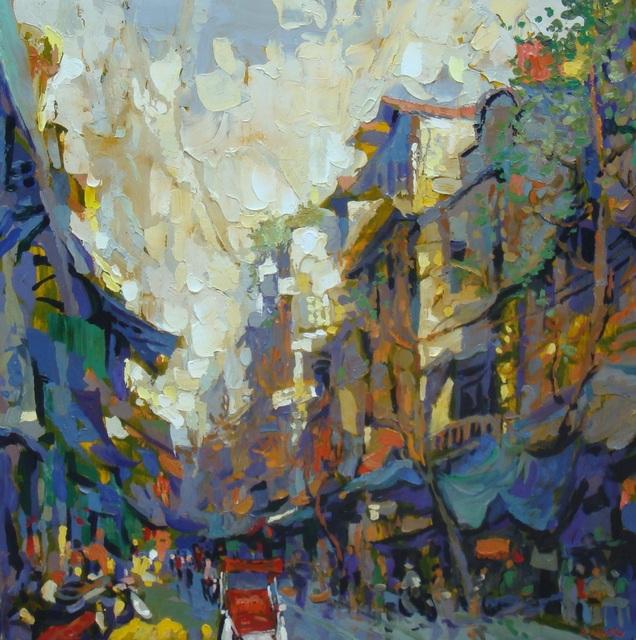 , 'Hang Da Street 2,' 2011, Ai Bo Gallery