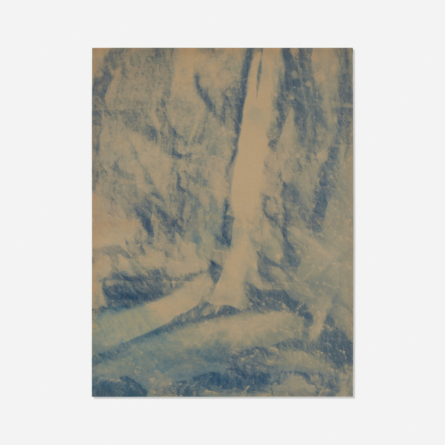 Hugh Scott-Douglas, 'Untitled', 2011, Photography, Cyanotype on linen, Rago/Wright