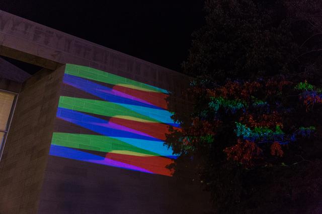 , 'RGB.VGA.VOLT,' 2014, Aurora