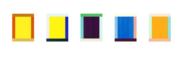 Imi Knoebel, 'Anima Mundi 50-5 ', Ed. 2010/2014, Galerie Andreas Binder