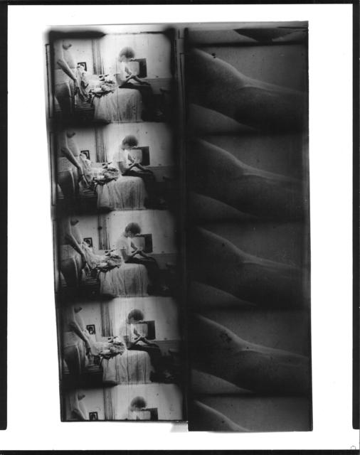 , 'Untitled (16 mm film strips),' , Elizabeth Houston Gallery