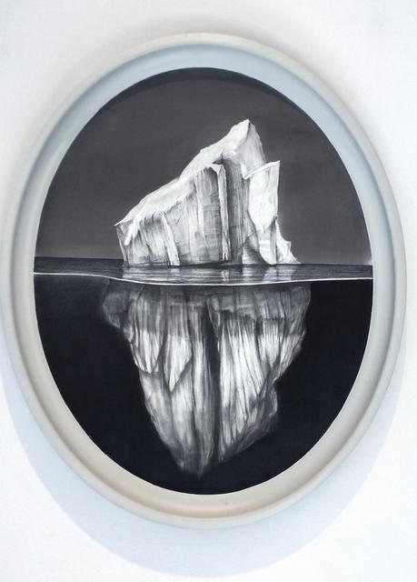 , 'Iceberg 5,' 2018, Carrie Haddad Gallery