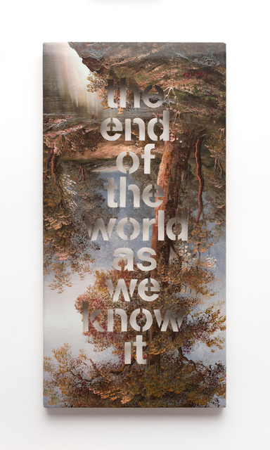 , 'Untitled (the end of the world as we know it),' 2007, Federico Luger (FL GALLERY)