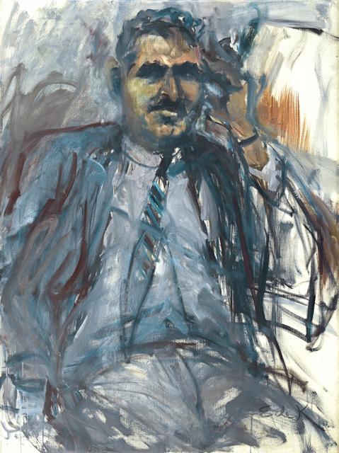, 'Harold Rosenberg #2,' 1956, Forum Gallery