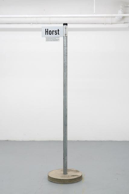 , 'Für Inga,' 2018, PPC Philipp Pflug Contemporary