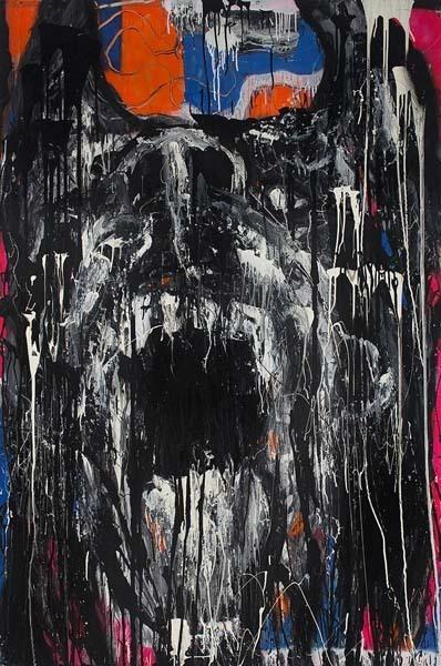 Joseph Tecson, 'Howl', 2013, Light and Space Contemporary