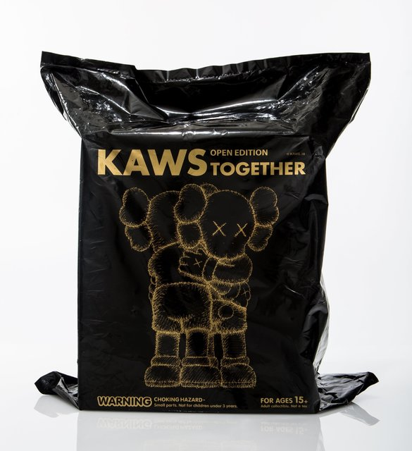 KAWS, 'Together (Black)', 2018, Heritage Auctions