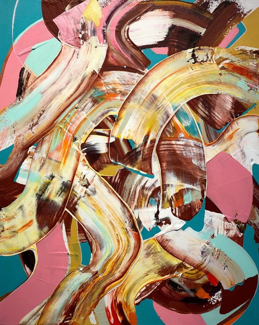 , 'Ophelia,' 2019, South Main Gallery