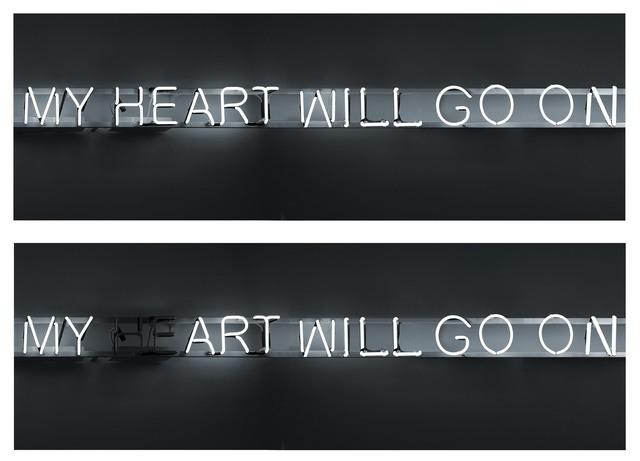 , 'My Heart Will Go On,' 2016, Frutta