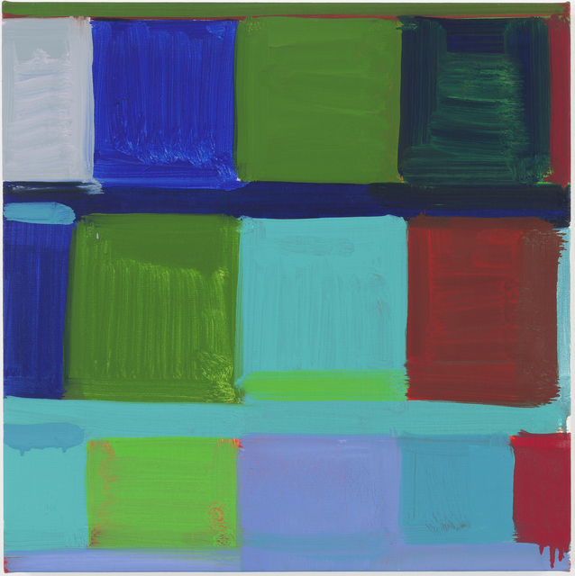 , 'The Blue,' 2012, The Studio Museum in Harlem