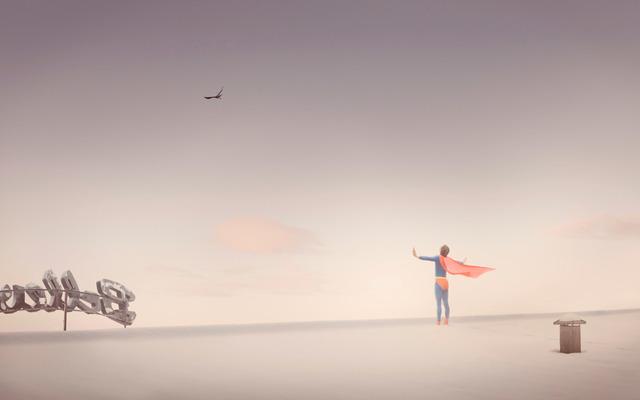 OLE MARIUS JOERGENSEN, 'The Art of Flying 2', 2014, FREMIN GALLERY