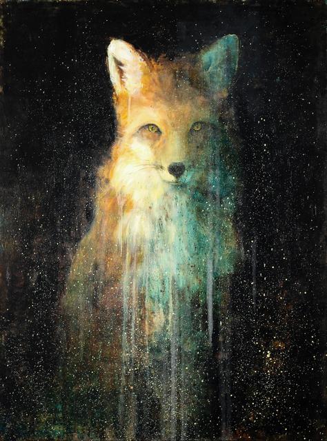 Matt Flint, 'A Spring Night', Underscore Art
