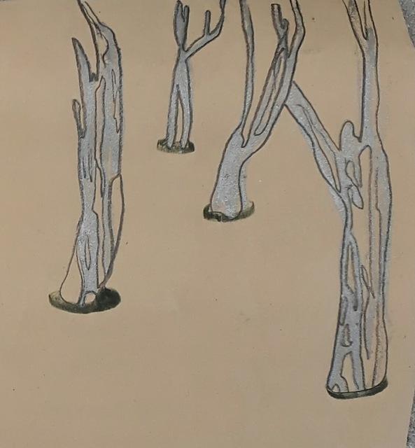 Youjin Yi, 'Skelett', 2017, Galerie Britta von Rettberg