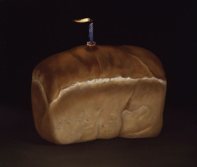 , 'Bread as Cake,' 1995-1996, Allan Stone Projects