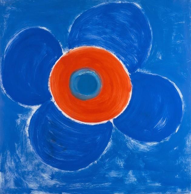 , 'Bloom around red ,' 1990, Fairhead Fine Art Limited
