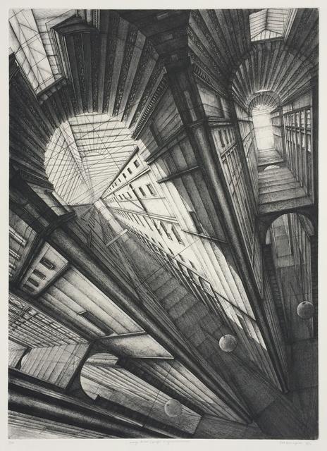 , 'Passage choiseul,' 1990, Childs Gallery