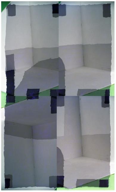 , 'Tiled 09,' 2016, Martin van Zomeren