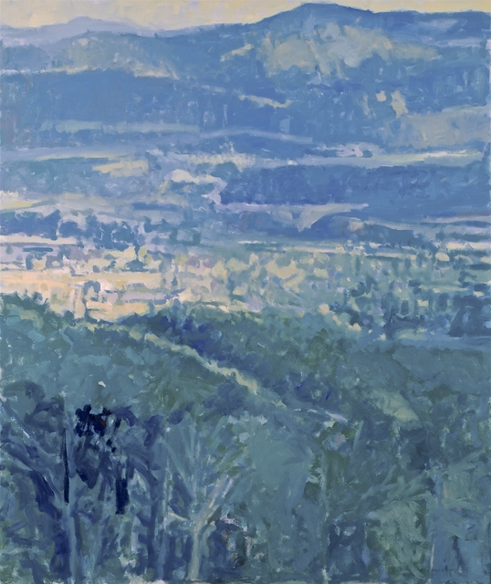 , 'Bending into the Rockfish Valley,' 2018, Les Yeux du Monde Gallery