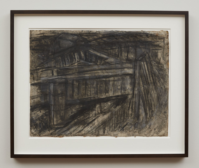 , 'Railway Bridge Mornington Crescent,' 1952, Timothy Taylor